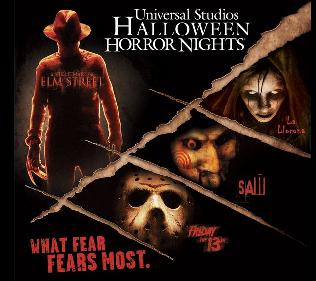 halloween horror night start time
