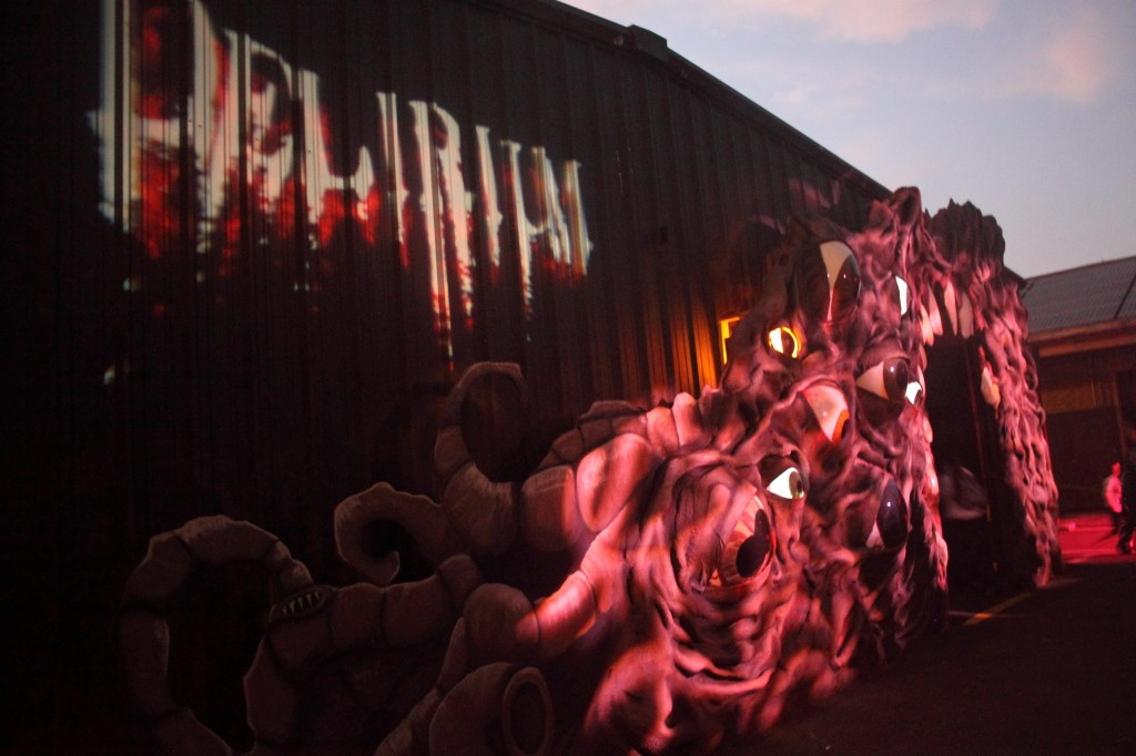 Haunt Reviews Scare Zone - 21 terrifying situations imaginable