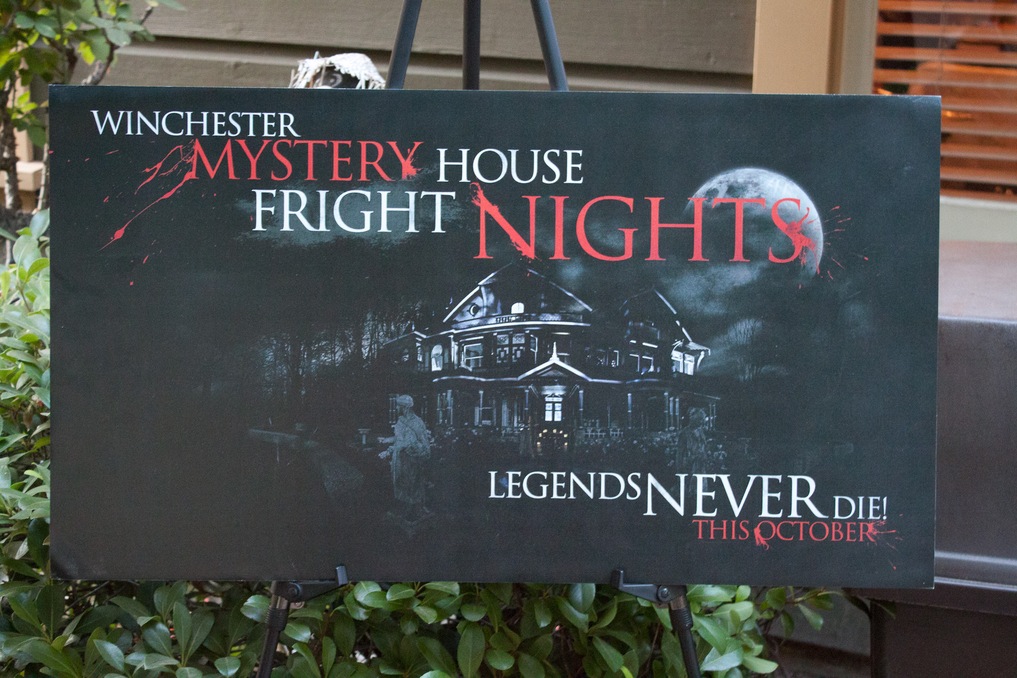 review: winchester mystery house delivers halloween magic – scare zone™