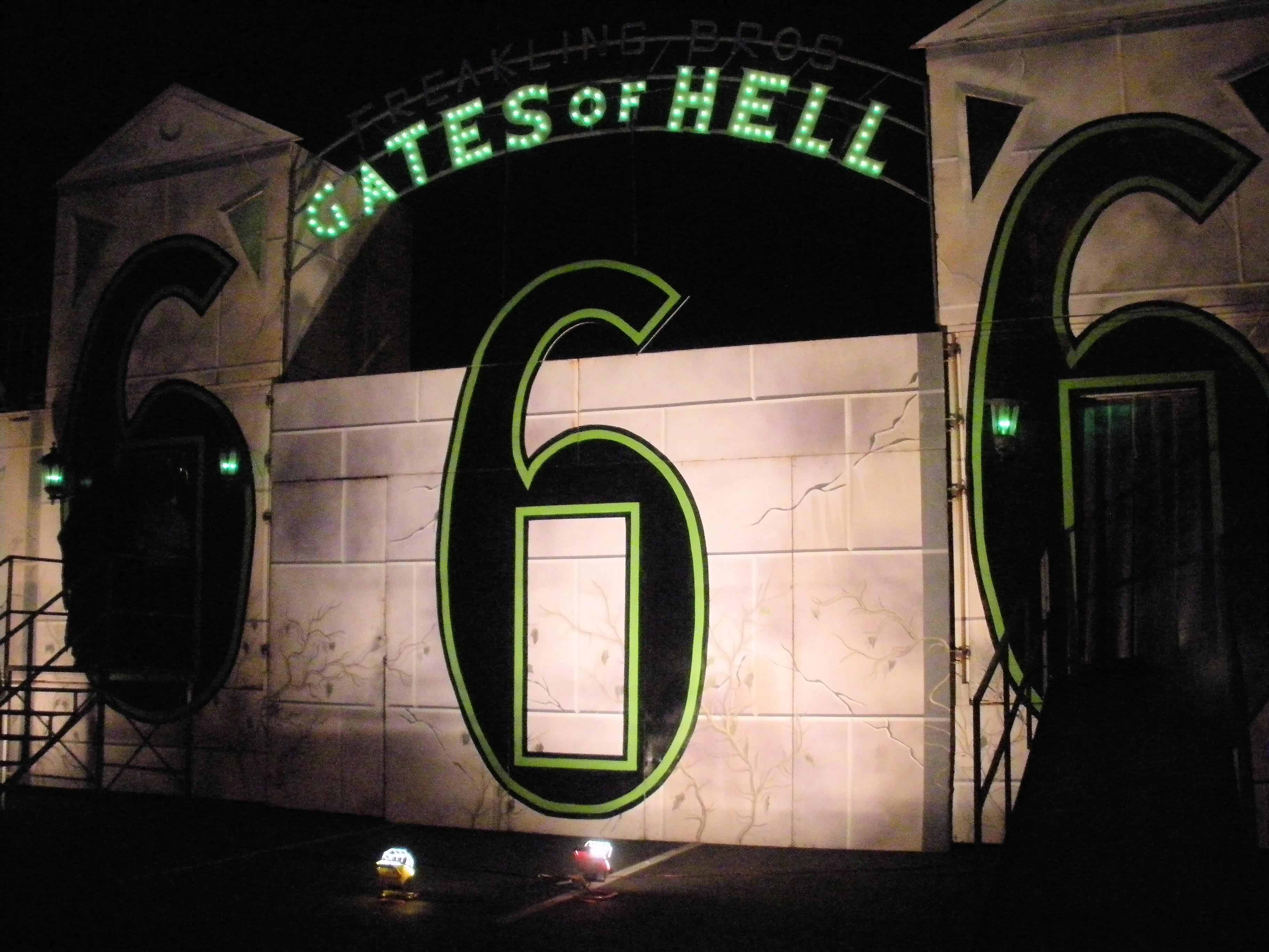 las vegas haunted attractions – scare zone™