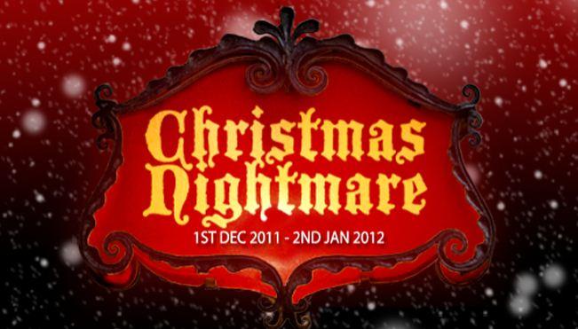 Christmas Haunts – Scare Zone™