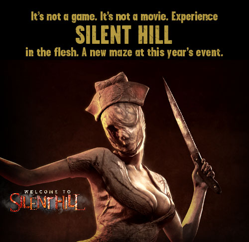 hhn fans and haunt stalkers silent - Halloween Horror Nights Free Tickets