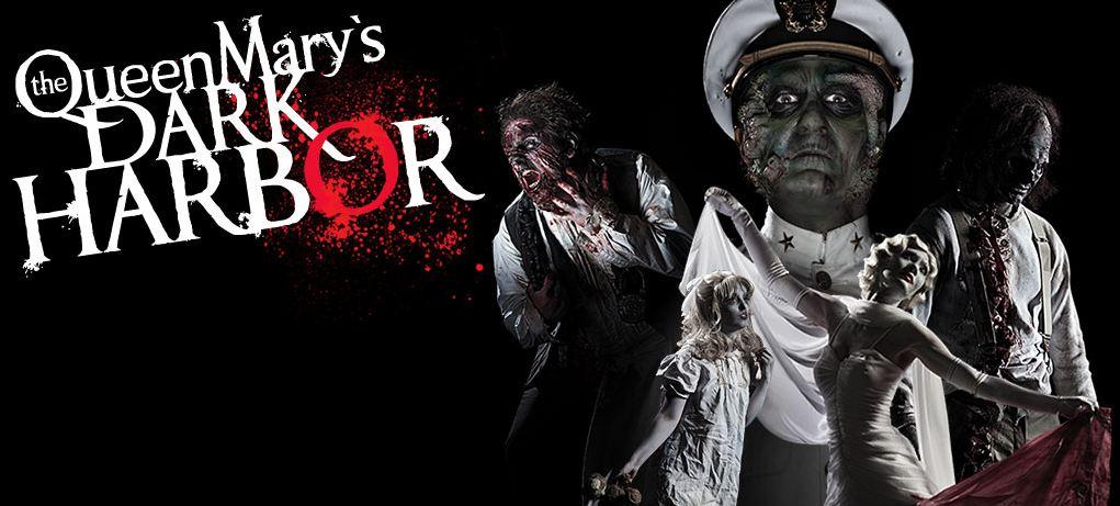 Haunt Review: Queen Mary's Dark Harbor – Scare Zone™