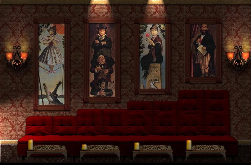 spirit lounge renderings