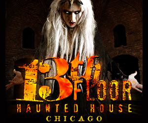 Open haunts 2017 scare zone for 13th floor haunted house indiana