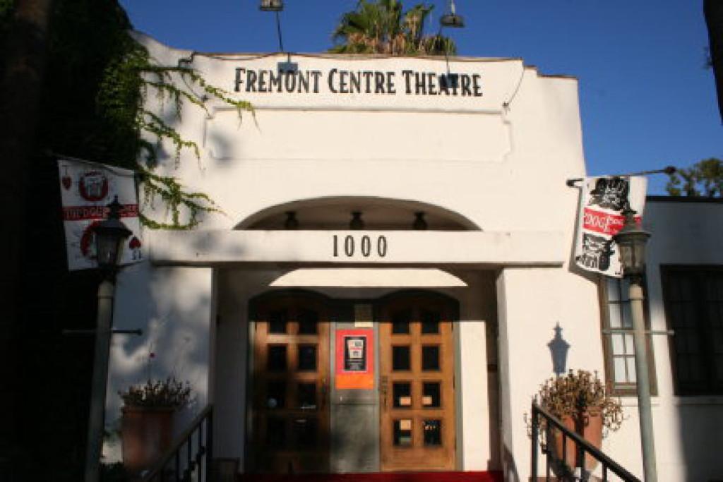 Fremont Street Theatre