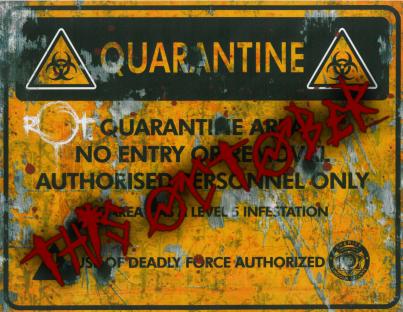 Reign of Terror Quarantine