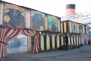 Freak show Dark Harbor 2