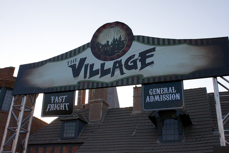 The village Dark Harbor