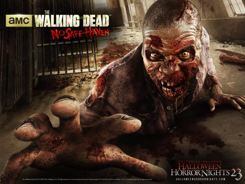 Walking dead HHN