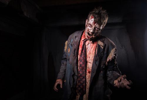 Hundred Acres Manor Haunted Attraction Returns