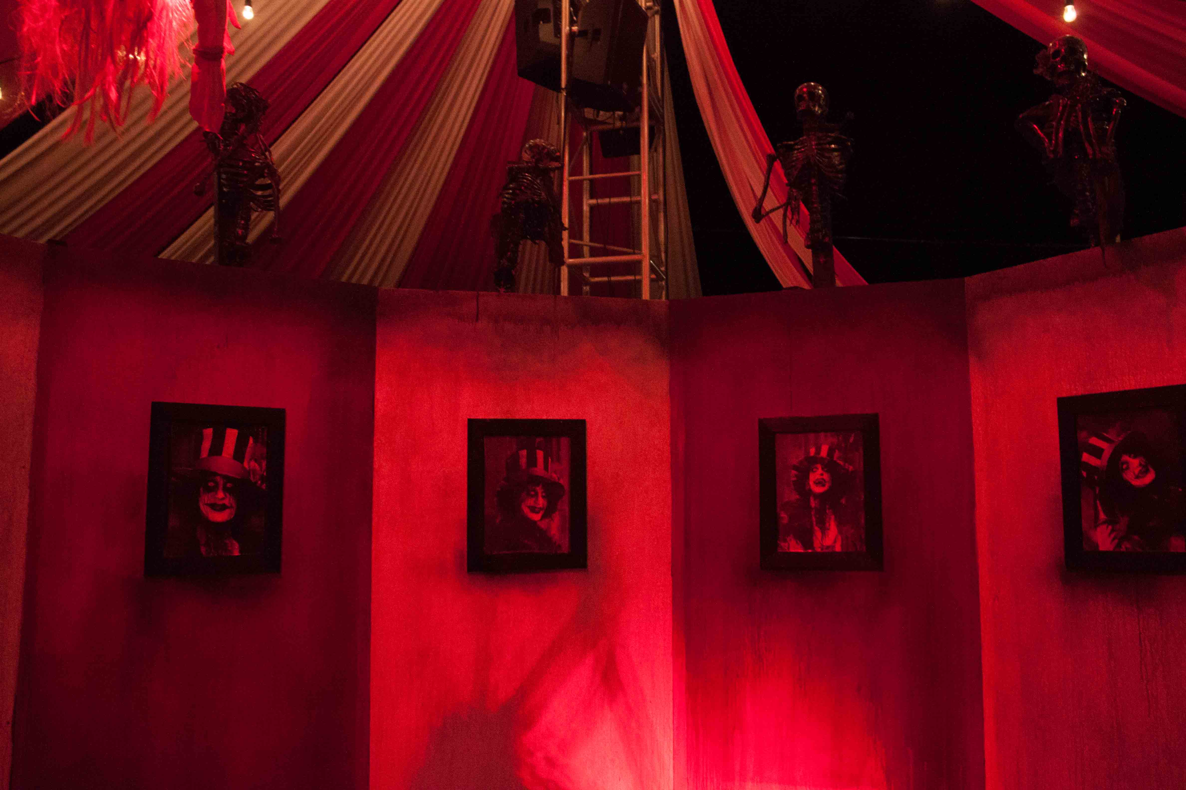 Queen Mary Scare Zone