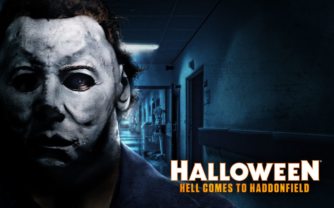 michael myers returns to hhn in halloween ii maze
