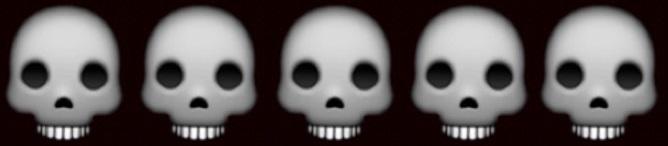 5-skulls