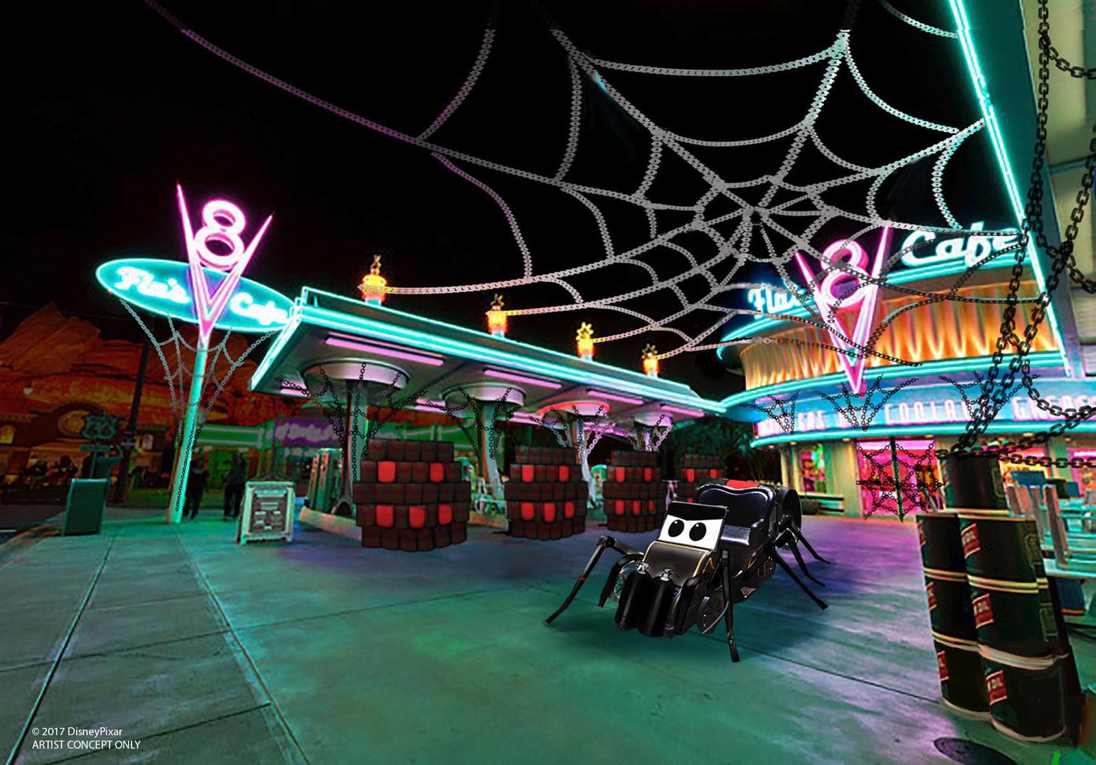 disney's halloween time – scare zone™