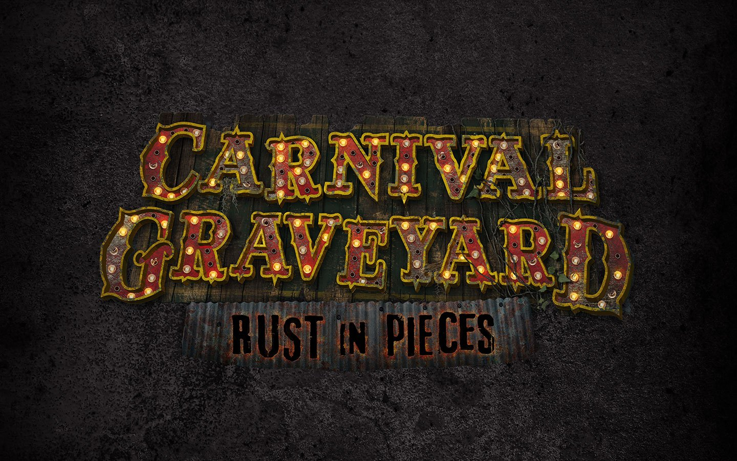 today universal orlando resort revealed an all new original content haunted house coming to halloween horror nights 2018 carnival graveyard rust in