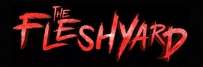 The -Fleshyard-Haunt-Logo