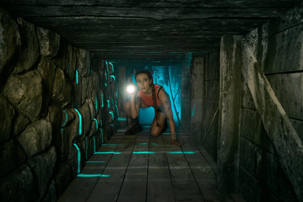 Las Vegas-Escape-Haunted-Attraction-Blair-Witch
